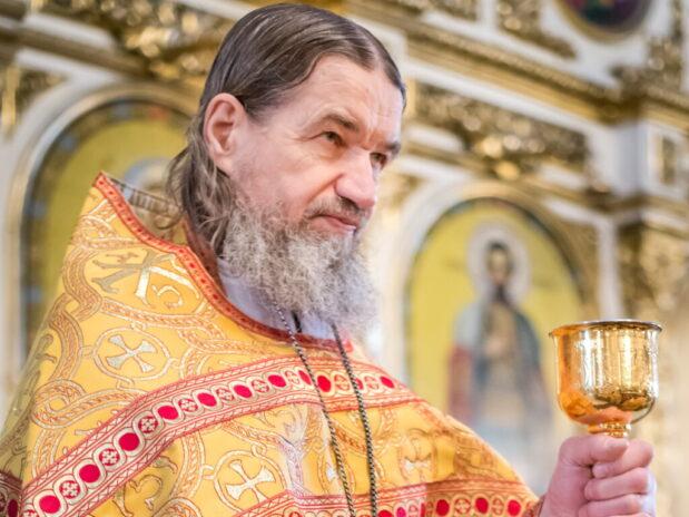 Панихида в день памяти архимандрита Ювеналия